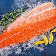 Филе лосося охлажденное купить в Одессе с доставкой    Интернет-магазин рыбы Купи ракушку (3)