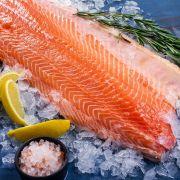 Филе лосося охлажденное купить в Одессе с доставкой    Интернет-магазин рыбы Купи ракушку (2)