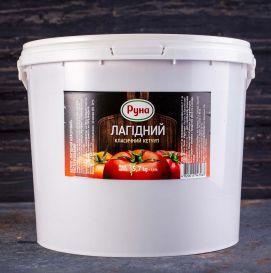 Кетчуп Лагидный Руна ведро 5,7 кг