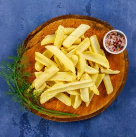 Картофель фри Mydibel Dip (лодочка) (2,5кг)