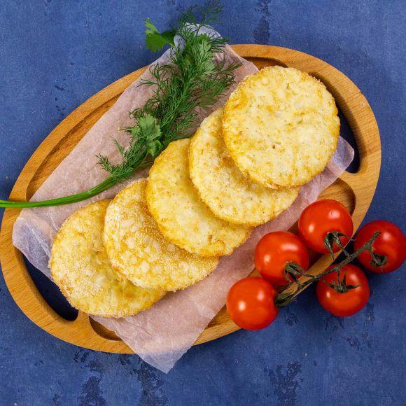 Картофель для Бургера 85мм Mydibel