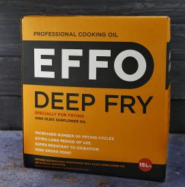 Масло фритюрное EFFO Deep Fry 15л