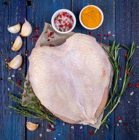 Филе куриное на шкуре