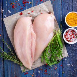 Филе куриное половинки