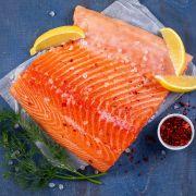 Филе лосося малосольное (4)