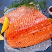 Филе лосося малосольное (3)