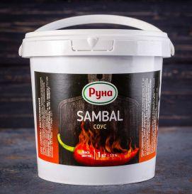 Соус самбал Руна 1 кг